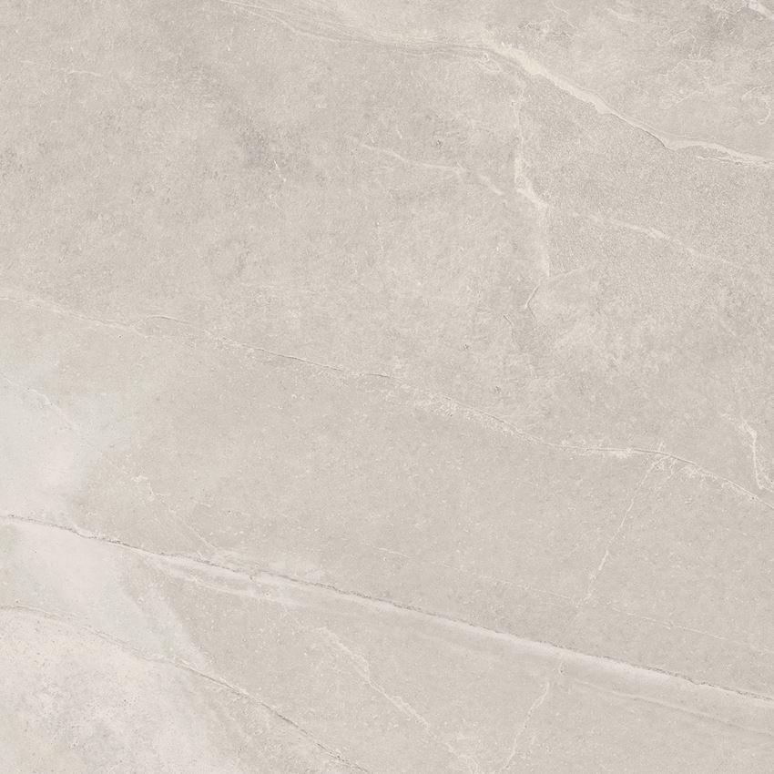 Płytka podłogowa 79,8x79,8 cm Tubądzin Grand Cave White STR