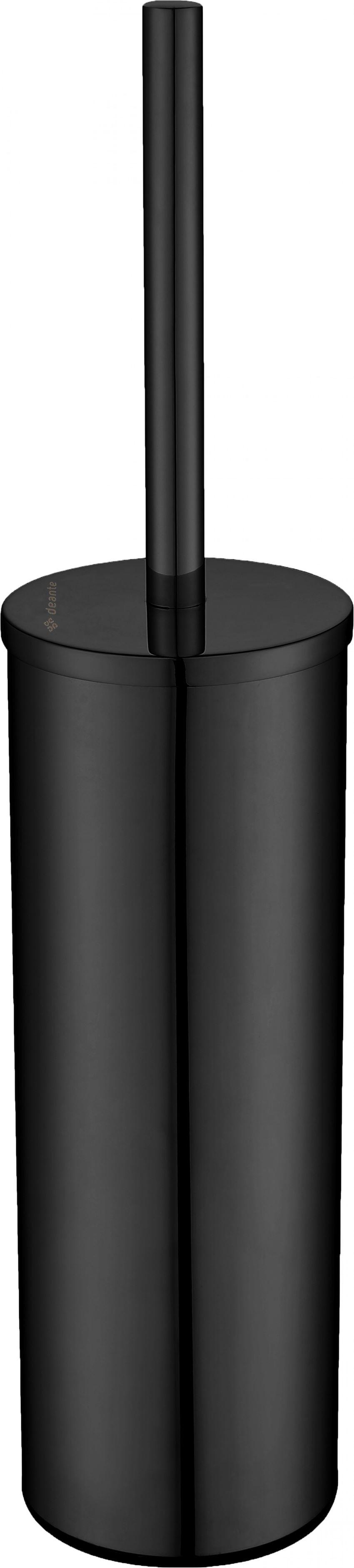 Szczotka WC wolnostojąca z pojemnikiem Deante Round