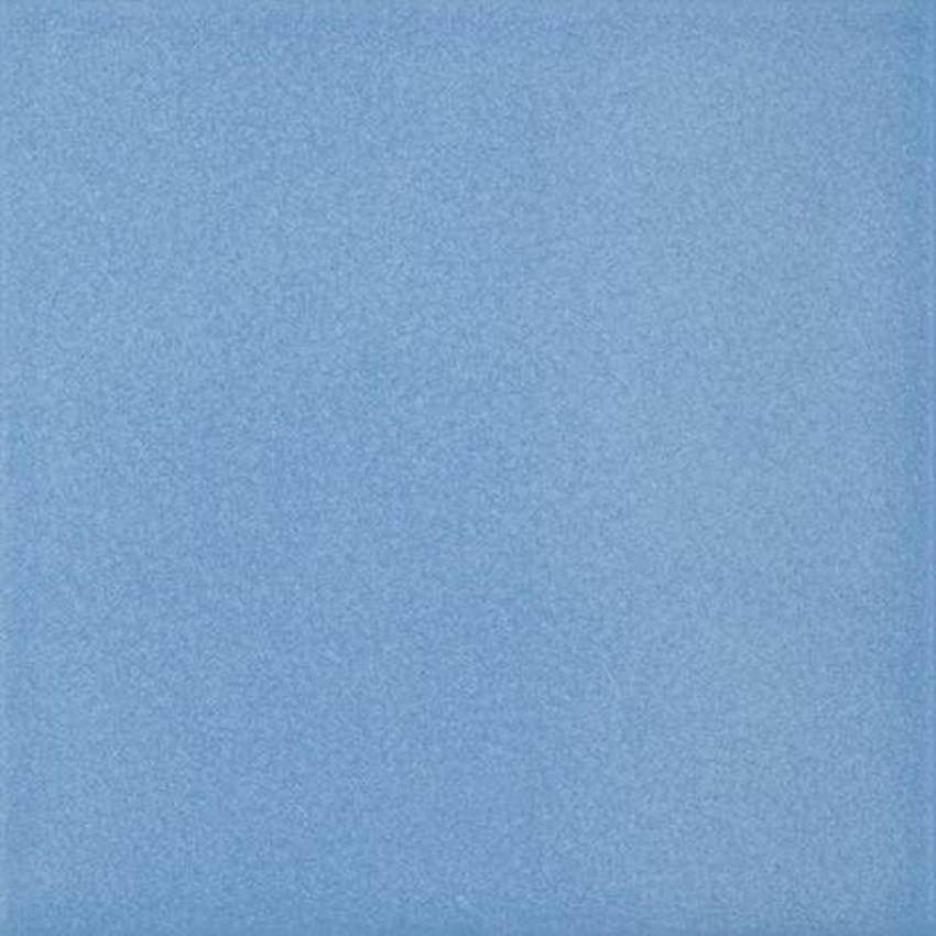 Płytka uniwersalna 19,8x19,8 c Paradyż Gammo Niebieski Gres Szkl. Mat
