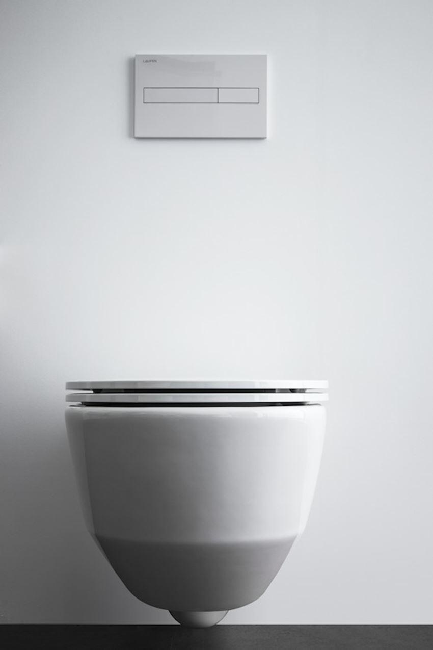 Deska WC Slim wolnoopadająca Laufen Pro