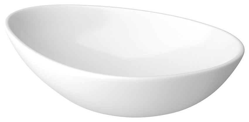Umywalka nablatowa 55 cm Cersanit Moduo