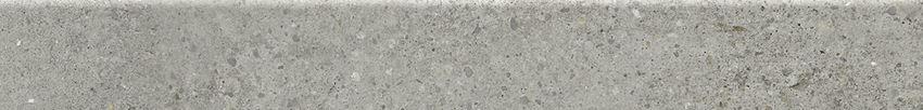 Listwa 7,2x59,3 cm Opoczno Gigant Silvergrey Skirting