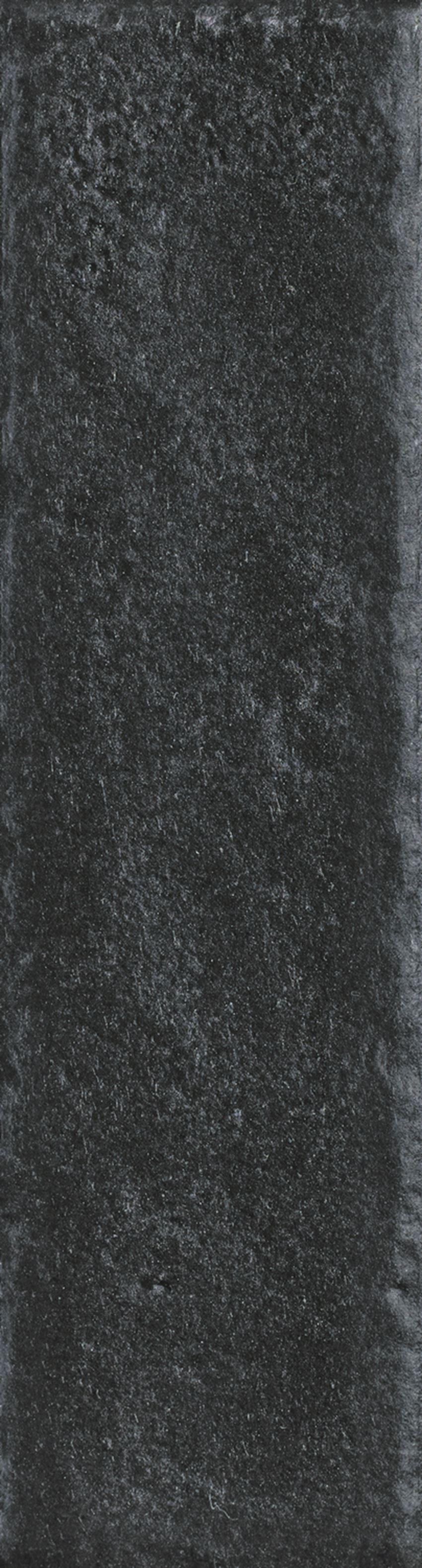 Płytka elewacyjna 6,6x24,5 cm Paradyż Scandiano Nero Elewacja 24,5X6,6
