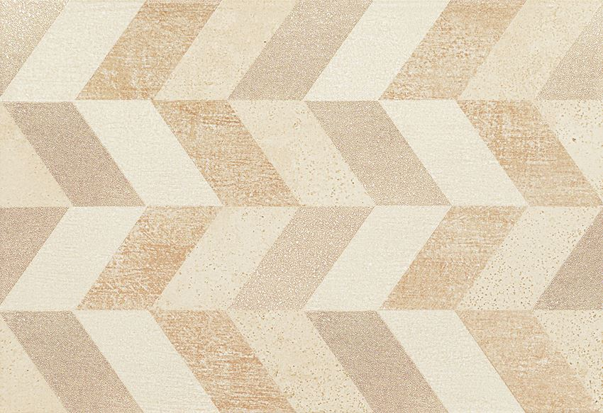 Płytka dekoracyjna 25x36 cm Domino Berberis beige