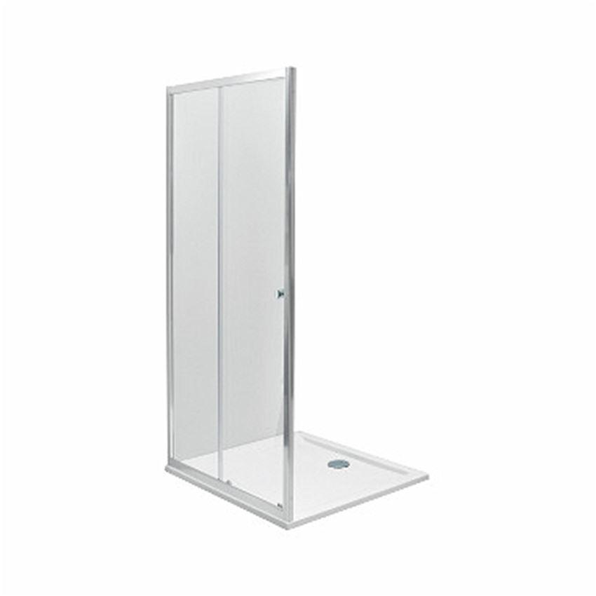 Drzwi prysznicowe 2-elementowe Koło First