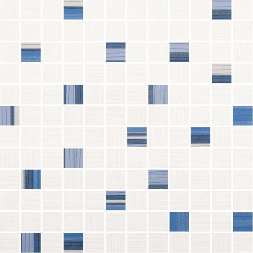 Mozaika cięta 29,8x29,8 cm Paradyż Acapulco Blue