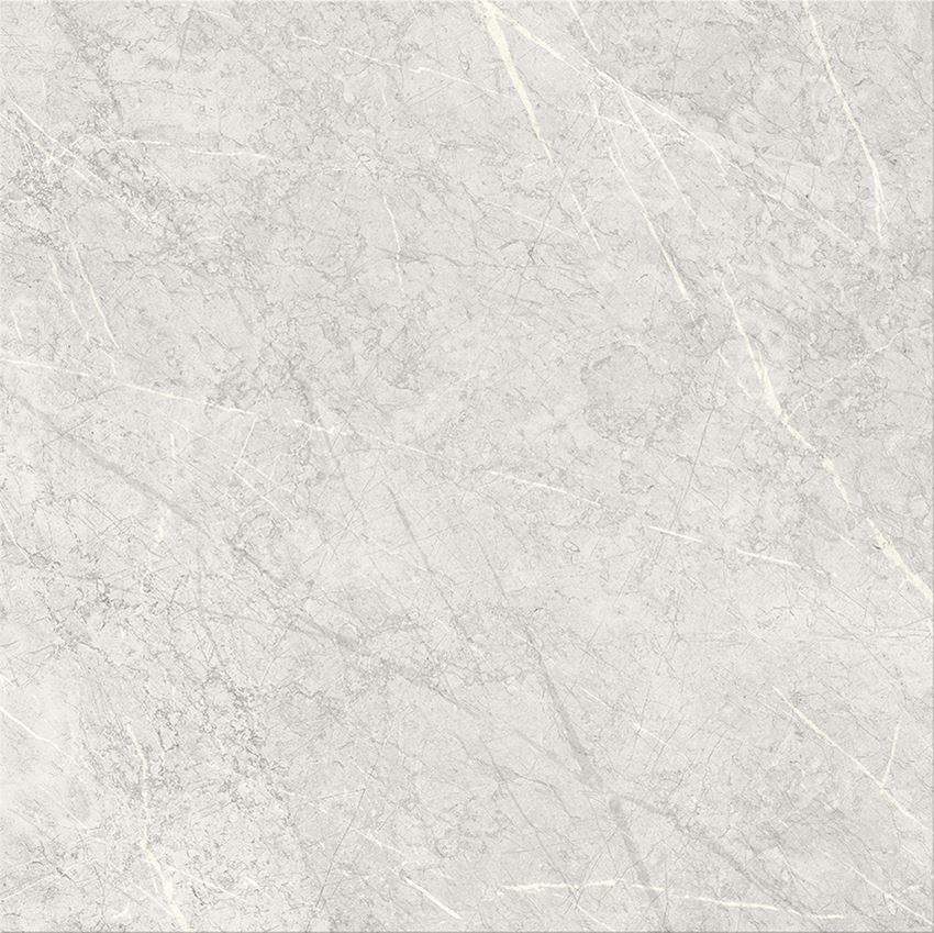Płytka podłogowa 59,3x59,3 cm Cersanit Stone Paradise light grey matt