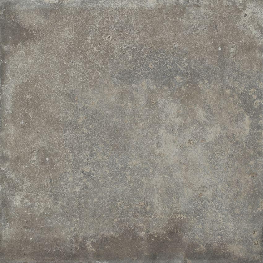 Płytka ścienno-podłogowa 59,8x59,8 cm Paradyż Trakt Antracite Gres Szkl. Rekt. Półpoler