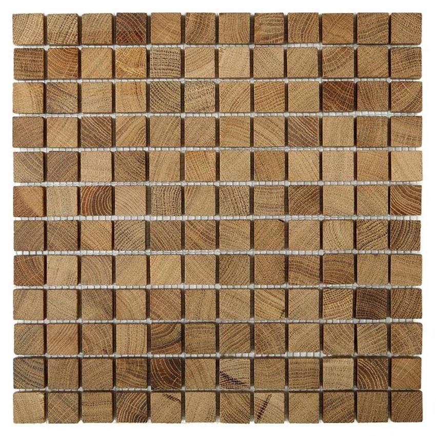 Mozaika 31,7x31,7 cm Dunin Etn!k Oak TRS 25