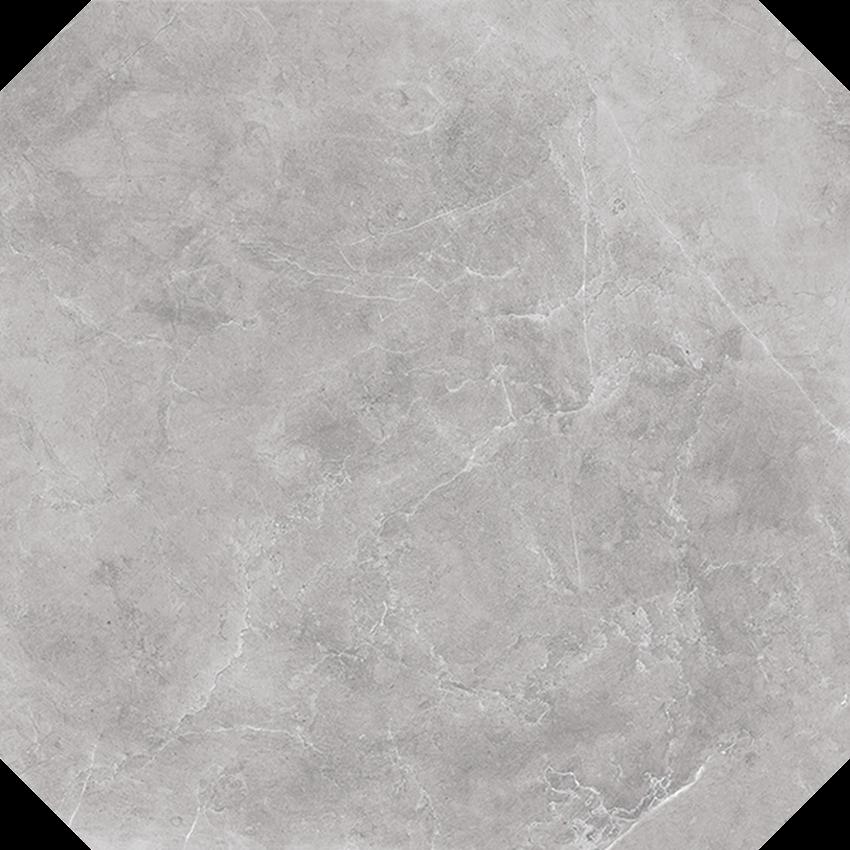 Dekor 59,7x59,7 cm Nowa Gala Silver Grey