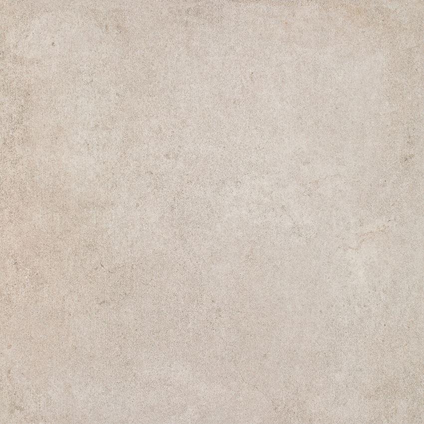 Płytka ścienno-podłogowa 59,8x59,8 cm Paradyż Riversand Beige Gres Szkl. Rekt. Mat