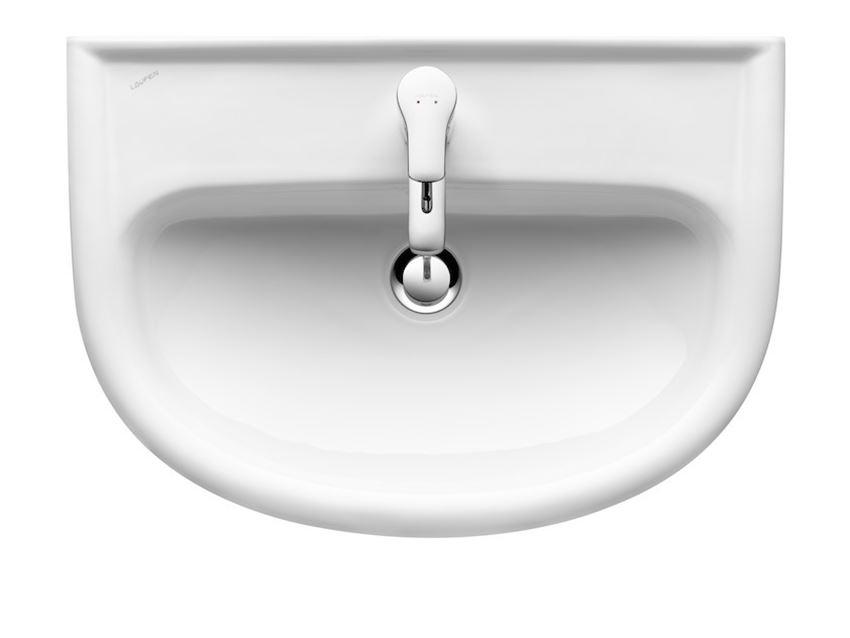 Umywalka ścienna 65 cm Laufen Pro