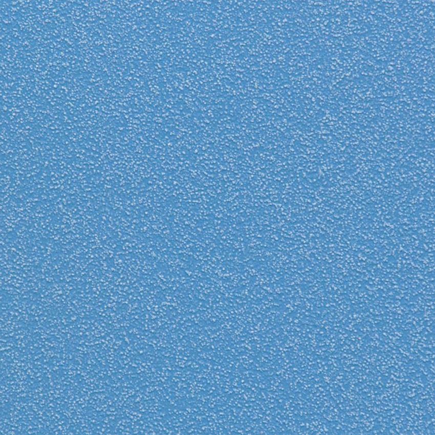 Płytka podłogowa Tubądzin Mono niebieskie R (RAL D22/60 50 30)
