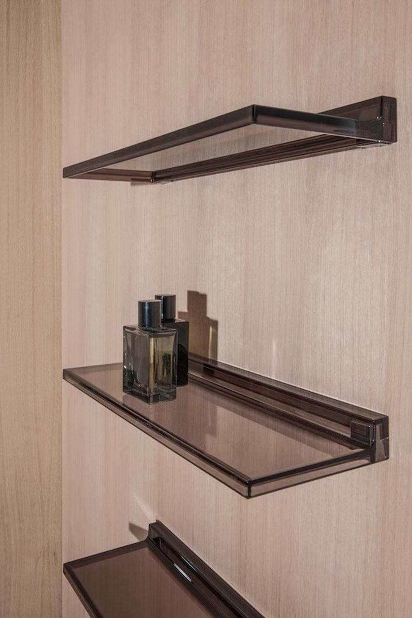 Półka 46 cm Laufen Kartell