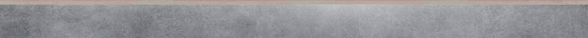 Płytka cokołowa 8x119,7 cm Cerrad Batista steel lappato