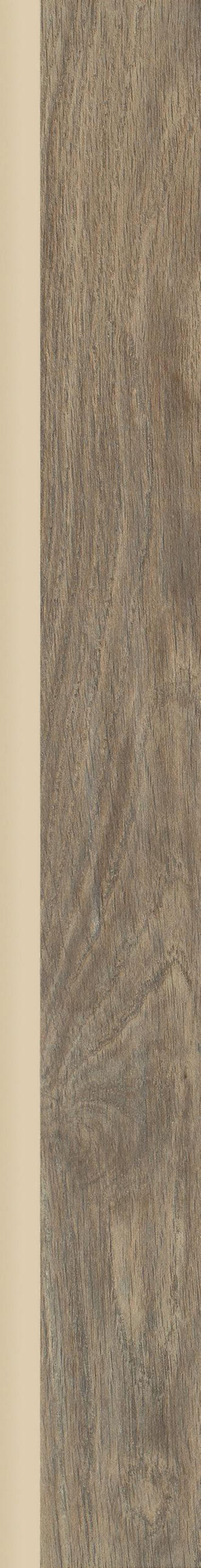 Dekoracja podłogowa Paradyż Wood Basic Brown Cokół