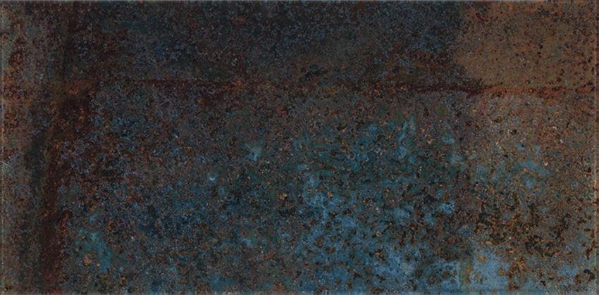 Dekoracja ścienna gr.6 mm 29,5x59,5 cm Paradyż Uniwersalne Inserto Szklane Paradyż Blue C