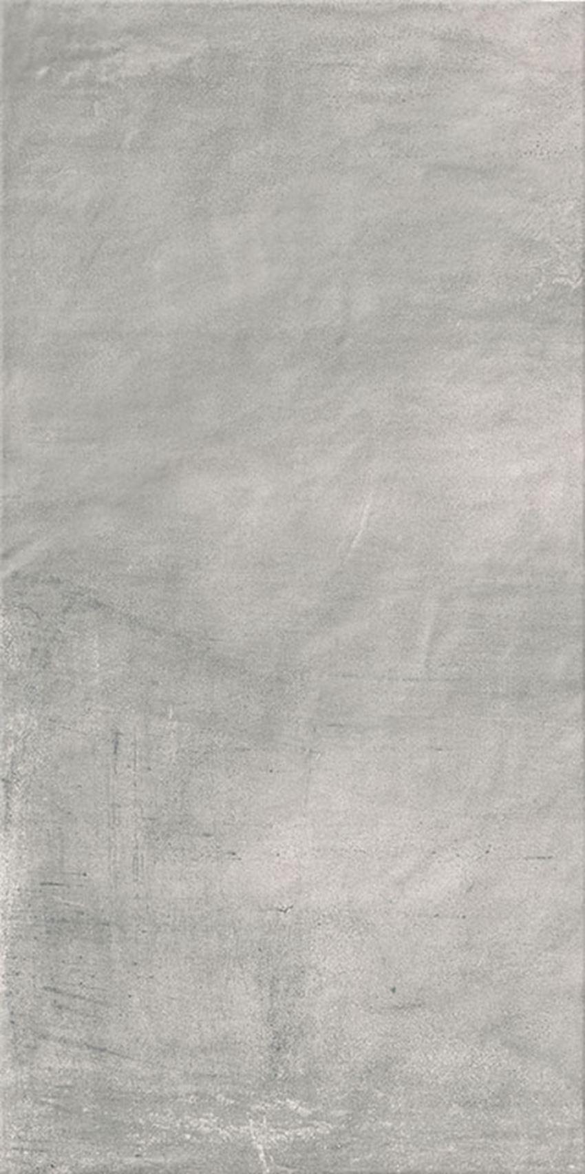 Płytka ścienno-podłogowa 59,8x119,8 cm Paradyż Hybrid Stone Grys Gres Szkl. Rekt. Struktura