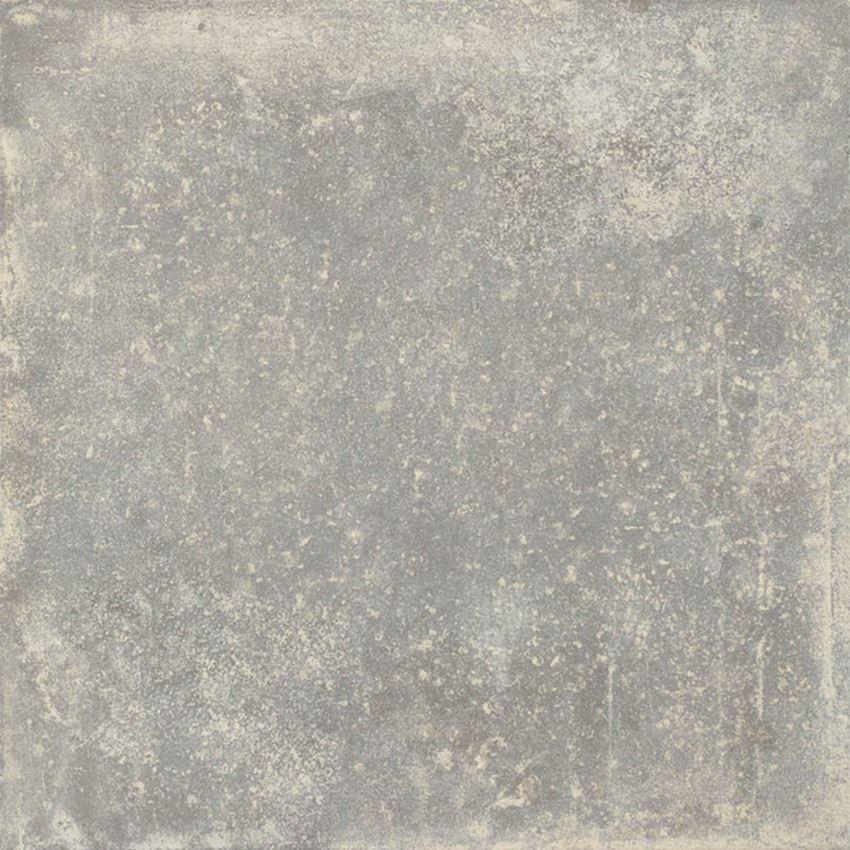 Płytka ścienno-podłogowa 59,8x59,8 cm Paradyż Trakt Grys Gres Szkl. Rekt. Mat