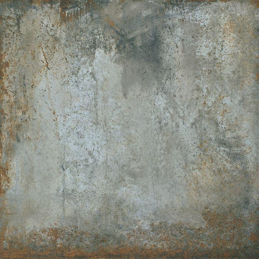 Płytka uniwersalna 59,8x59,8 cm Paradyż Lamiera Brown Gres Szkl. Rekt. Mat.
