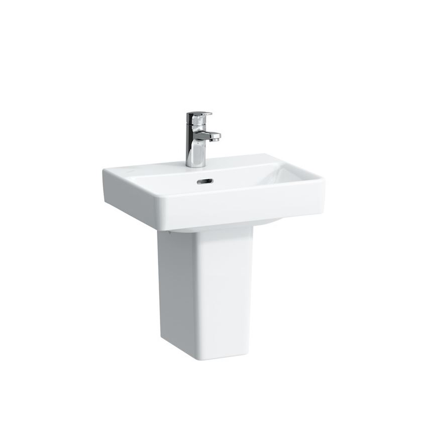 Półpostument do małej umywalki Laufen Pro S