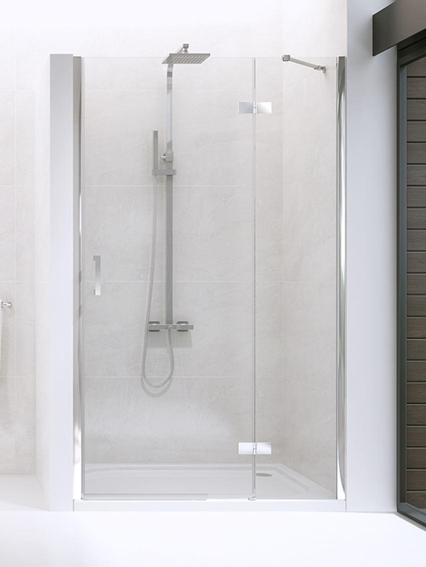 Drzwi prysznicowe New Trendy New Renoma D-0098A