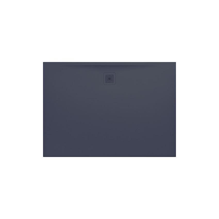 Ultrapłaski brodzik prostokątny 140x100x3,1 cm grafitowy Laufen Pro