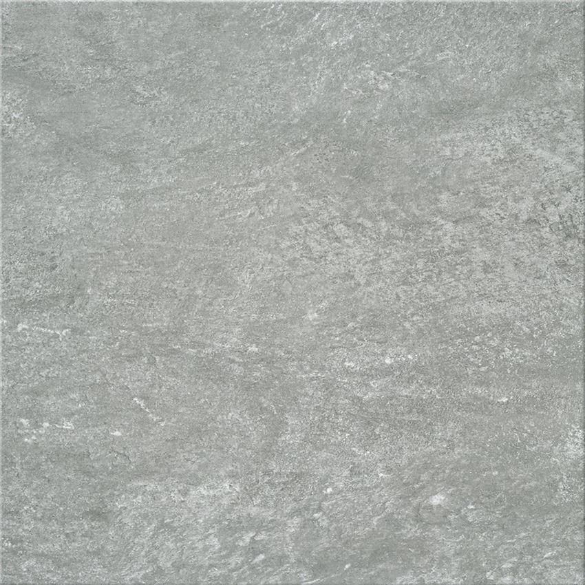 Płytka podłogowa 42x42 cm Cersanit Lando G406 grey