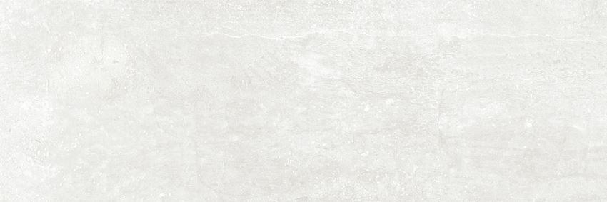 Szara płytka ścienna Azario Grandes Bianco