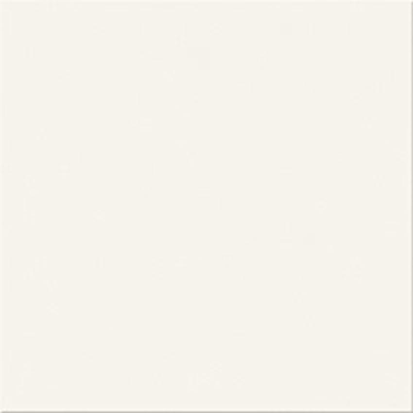 Płytka ścienna 20x20 cm Opoczno Monoblock White matt