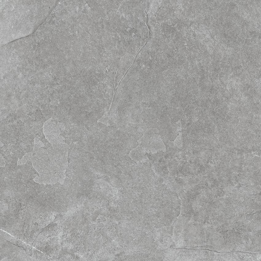 Płytka podłogowa 79,8x79,8 cm Tubądzin Grand Cave Grey STR
