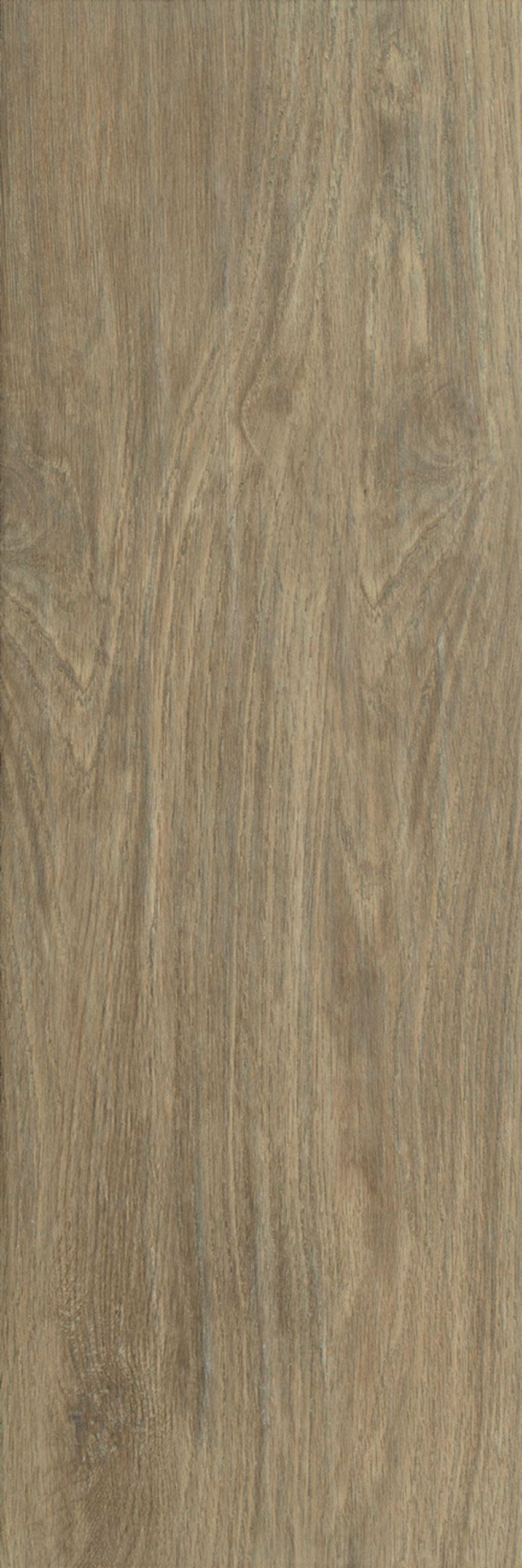 Płytka ścienno-podłogowa 20x60 cm Paradyż Wood Basic Brown Gres Szkl.
