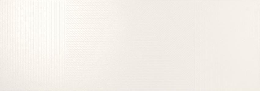 Płytka dekoracyjna 31,5x90 cm Azario Tessor White