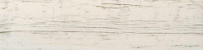 Płytka podłogowa 59,8x14,8 cm Domino Delice white STR