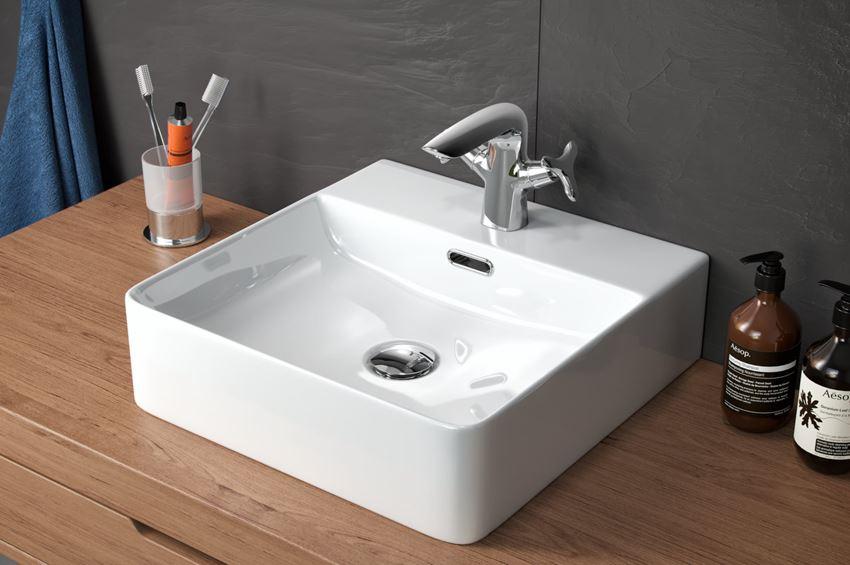 Bateria umywalkowa z korkiem click-clack Excellent Noble