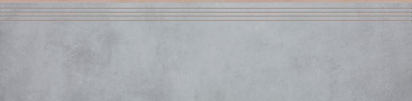Płytka stopnicowa 29,7x119,7 cm Cerrad Batista marengo