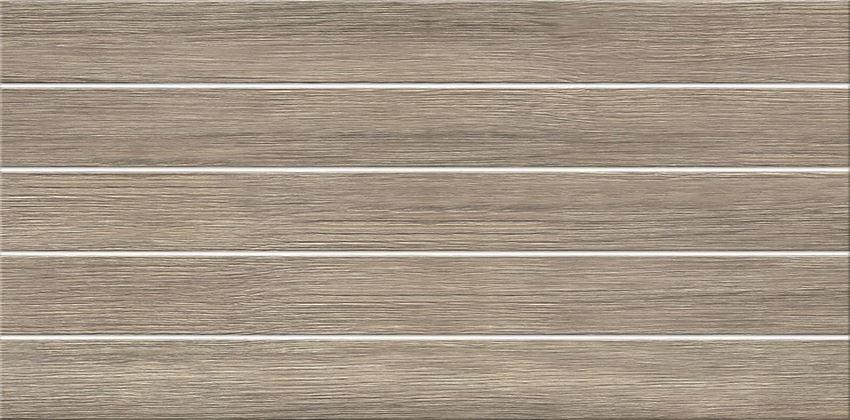 Płytka ścienna 29,7x60 cm Cersanit Ps500 wood brown satin structure