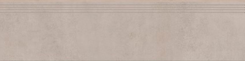 Płytka stopnicowa 29,7x119,7 cm Cerrad Concrete beige