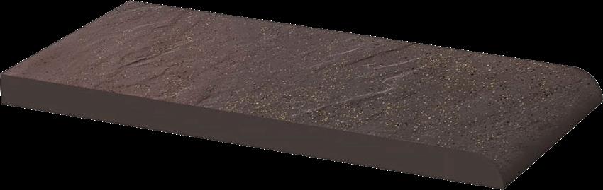 Płytka elewacyjna 10x20 cm Paradyż Semir Rosa Parapet