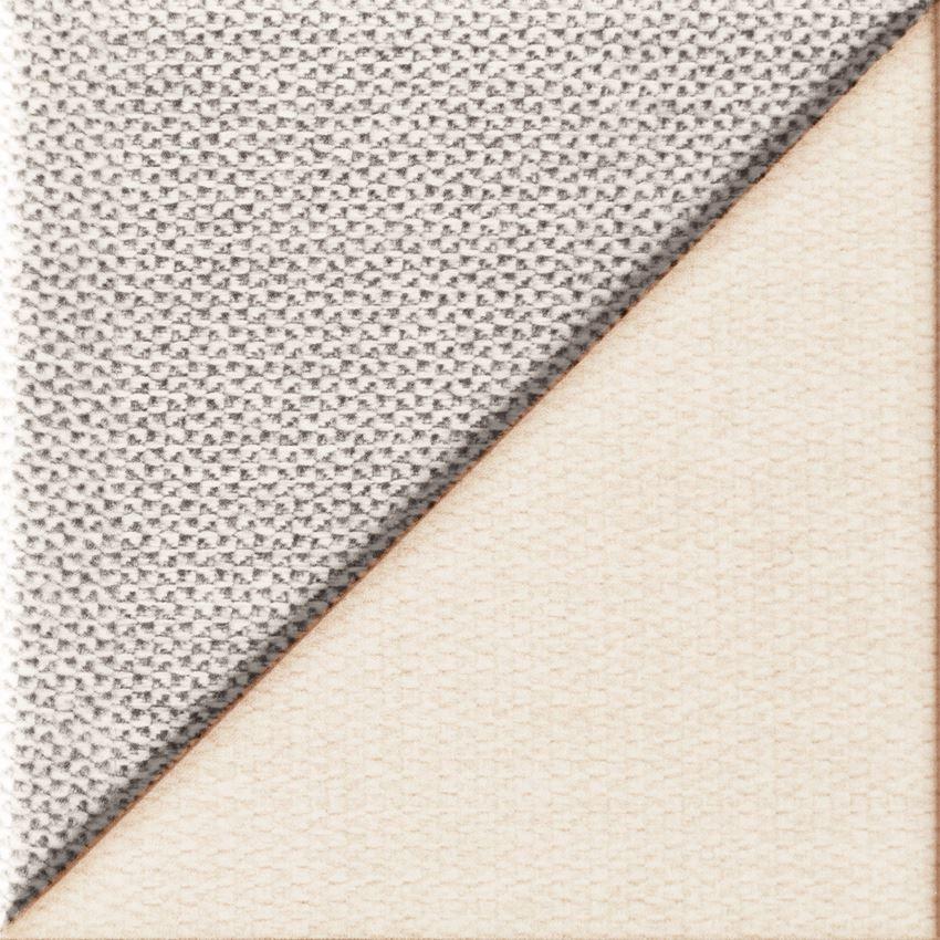 Dekor ścienny 14,8x14,8 cm Tubądzin Chenille-Mix-STR