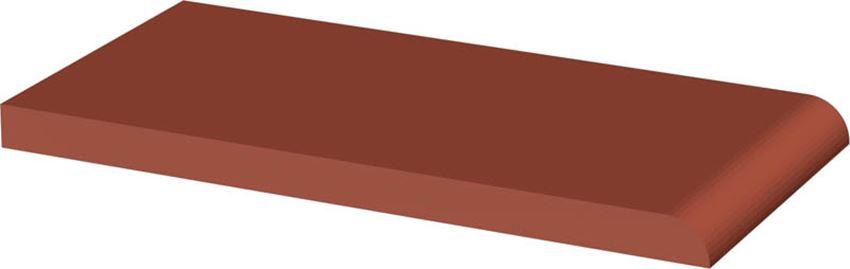 Płytka elewacyjna 10x20 cm Paradyż Natural Rosa Parapet