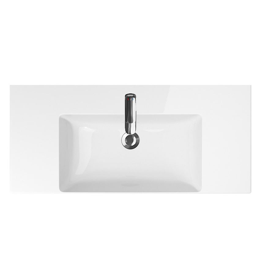 Umywalka meblowo-nablatowa Cersanit Inverto K671-007