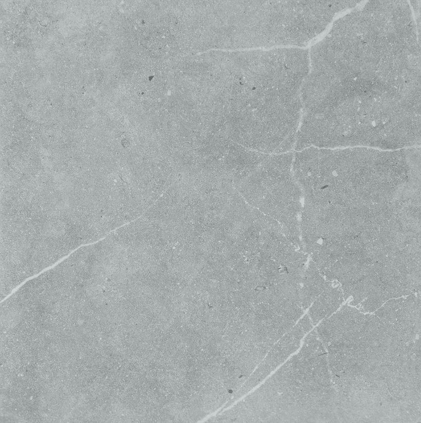 Płytka podłogowa 59,8x59,8 cm Domino Grey Stone POL
