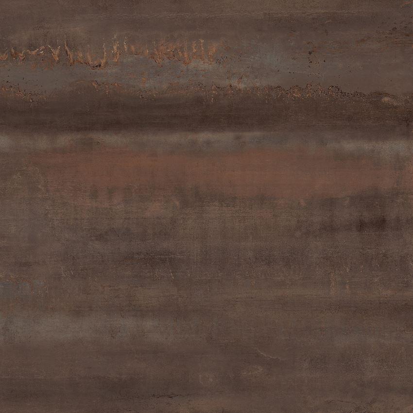 Płytka ścienno-podłogowa 119,8x119,8 cm Tubądzin Tin brown LAP