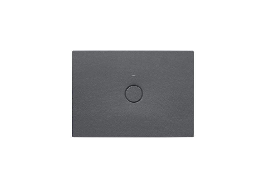 Brodzik ceramiczny SENCERAMIC® Onyks 100x70 cm Roca Cratos