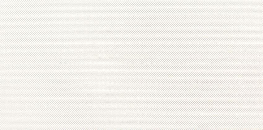 Dekor ścienny 59,8x29,8 cm Tubądzin Reflecion white 1