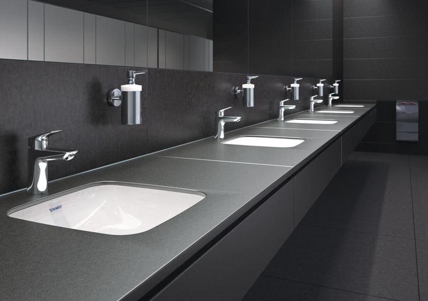 Bateria umywalkowa jednouchwytowa Hansgrohe Logis
