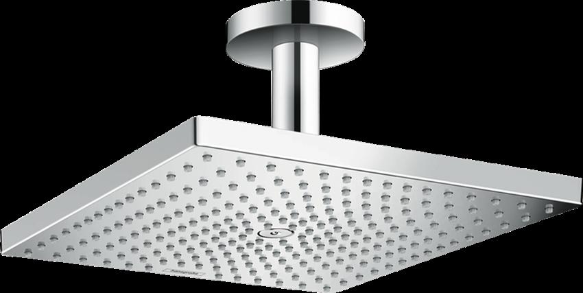 Głowica prysznicowa 300 1jet z przyłączem sufitowym Hansgrohe Raindance E