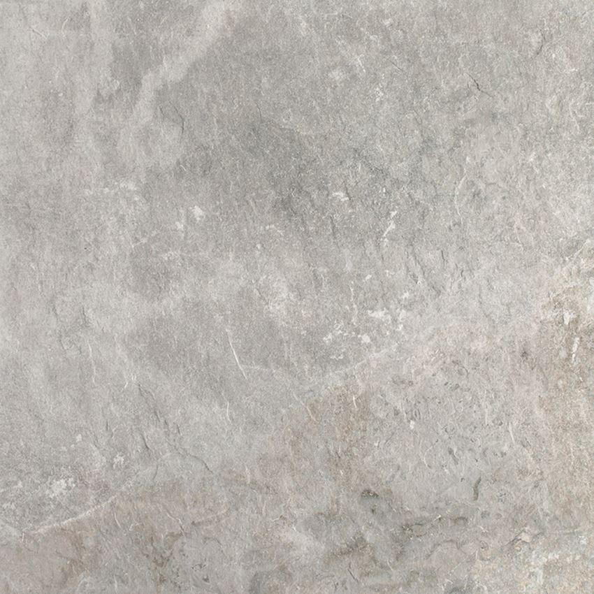 Płytka ścienno-podłogowa 59,5x59,5 cm Paradyż Burlington Silver Płyta Tarasowa 2.0