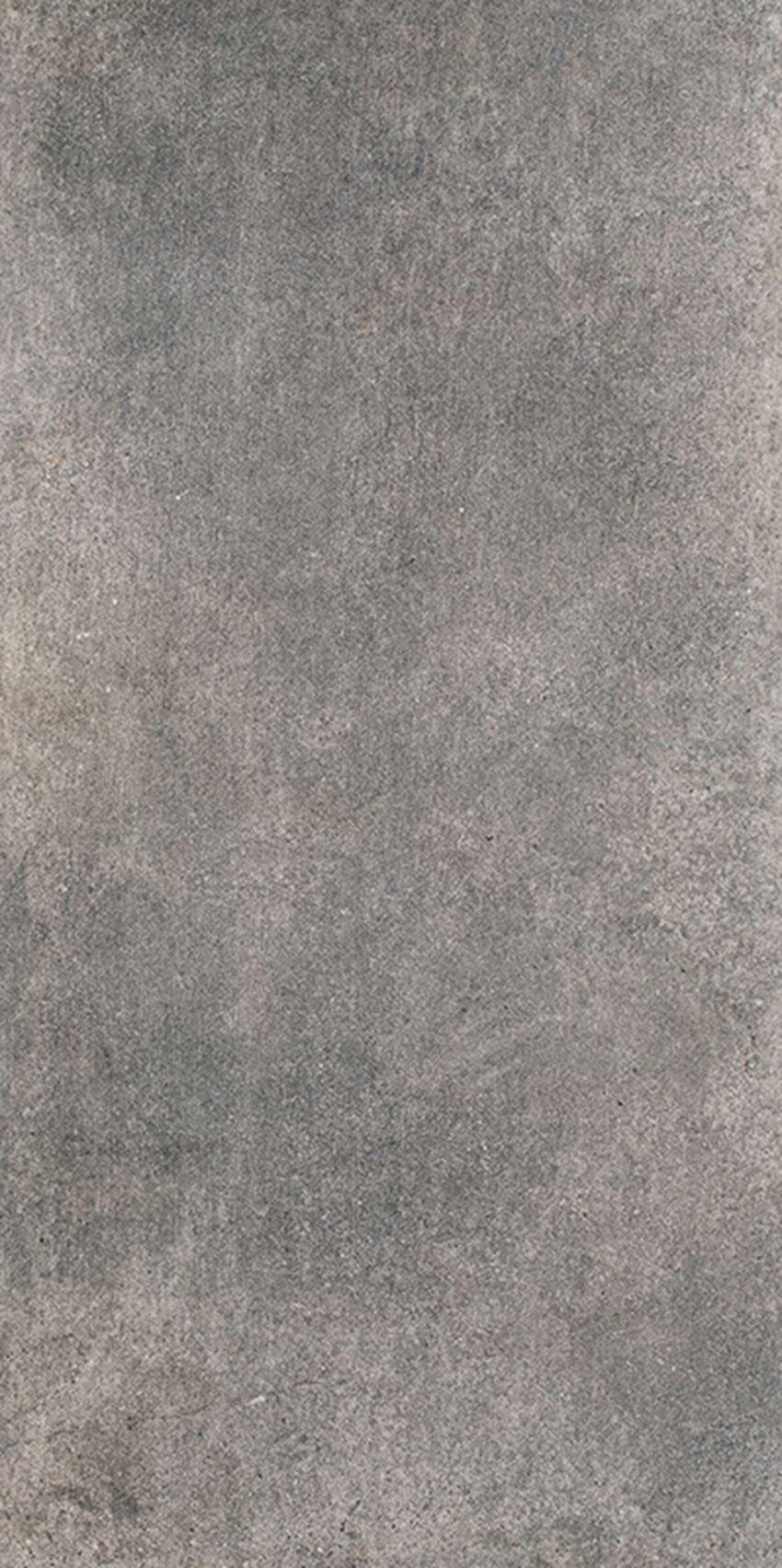Płytka ścienno-podłogowa 29,8x59,8 cm Paradyż Riversand Grafit Gres Szkl. Rekt. Półpoler